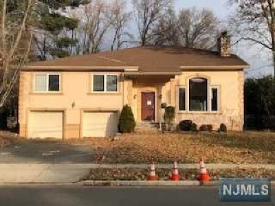 Fair Lawn Single Family Home For Sale: 15 Garwood Road