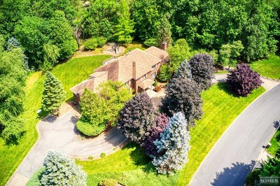 Franklin Lakes Single Family Home For Sale: 730 Galloping Hill Road