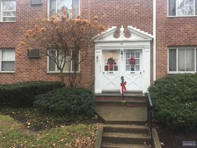 Bergenfield Condo/Townhouse For Sale: 125 East Clinton Avenue