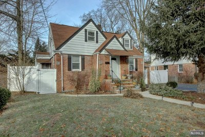 Westwood Single Family Home For Sale: 24 5th Avenue
