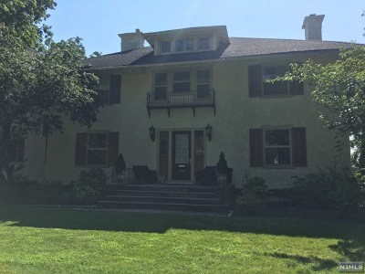 Essex County Single Family Home For Sale: 175 South Mountain Avenue