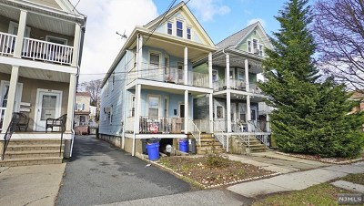 East Rutherford Multi Family 2-4 For Sale: 61 Vreeland Avenue