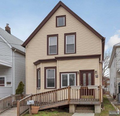 Secaucus Single Family Home For Sale: 840 7th Street