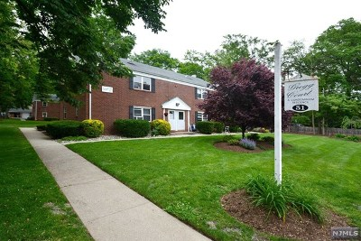 Englewood NJ Condo/Townhouse For Sale: $189,000