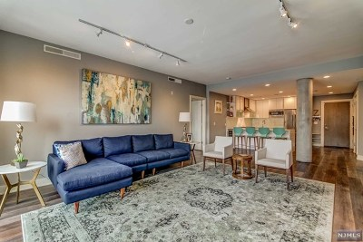 Hudson County Condo/Townhouse For Sale: 715 Grand Street #3a