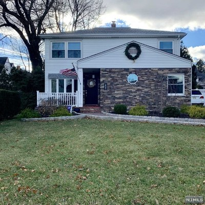 Hasbrouck Heights Single Family Home For Sale: 332 Division Avenue