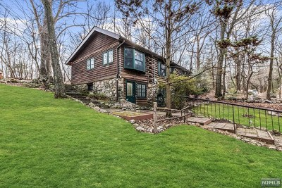 Morris County Single Family Home For Sale: 39 Fayson Lake Road