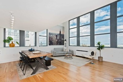 Hudson County Condo/Townhouse For Sale: 50 Dey Street #660
