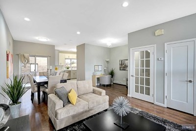 Fort Lee Condo/Townhouse For Sale: 2431a 2nd Street