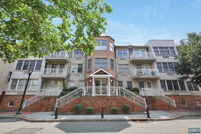 Jersey City Condo/Townhouse For Sale: 40 Constitution Way #201