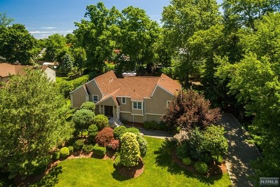 Norwood NJ Single Family Home For Sale: $790,000