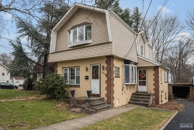 Bogota Single Family Home For Sale: 447 Elm Avenue