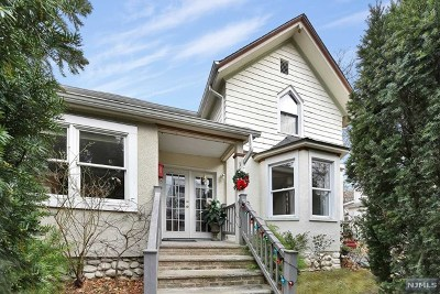 Ridgewood Single Family Home For Sale: 209 South Broad Street
