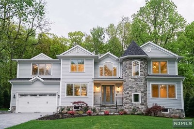 Tenafly Single Family Home For Sale: 70 Leroy Street