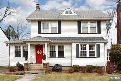 Glen Rock Single Family Home For Sale: 18 Fairview Avenue