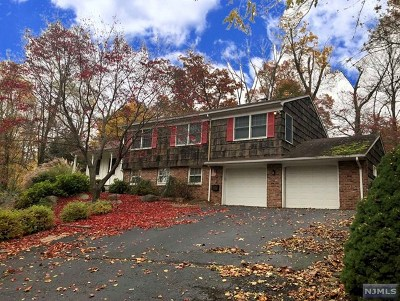 Mahwah Single Family Home For Sale: 67 Malcolm Road