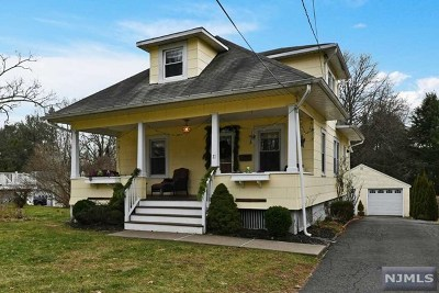 Allendale Single Family Home For Sale: 11 Vreeland Place