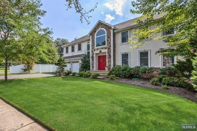 Closter Single Family Home For Sale: 10 Heaton Court