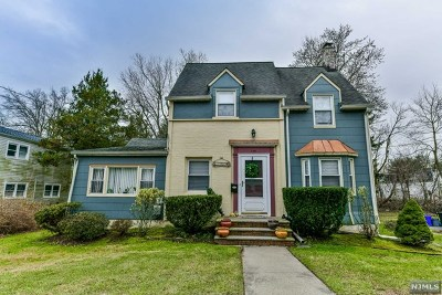 New Milford Single Family Home For Sale: 140 River Edge Avenue