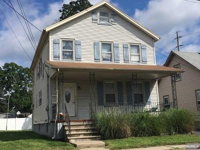 Hawthorne Multi Family 2-4 For Sale: 7 Llewellyn Avenue