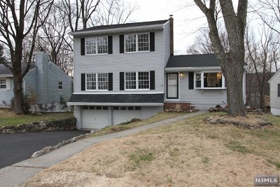 Bergen County Single Family Home For Sale: 69 Minnehaha Boulevard