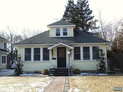 Pompton Lakes Single Family Home For Sale: 634 Lincoln Avenue