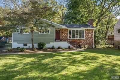 Ringwood Single Family Home For Sale: 34 Wildwood Terrace