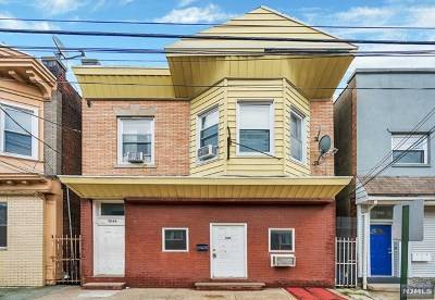 North Bergen Multi Family 2-4 For Sale: 9044 Palisade Plaza
