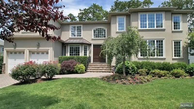 Englewood Cliffs Single Family Home For Sale: 57 Jean Drive