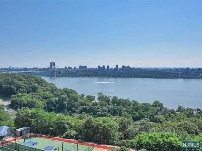 Fort Lee Condo/Townhouse For Sale: 1512 Palisade Avenue #14g