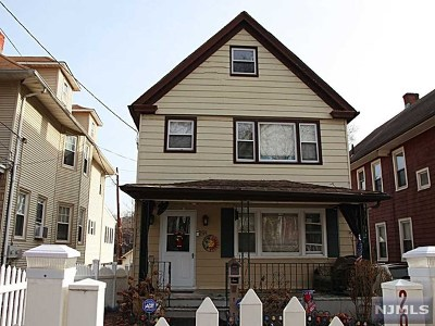 Bogota Single Family Home For Sale: 291 Elm Avenue