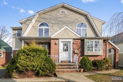 Ridgefield Park Single Family Home For Sale: 62 Brinkerhoff Street