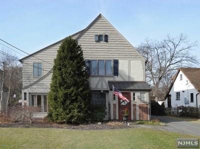 Ho-Ho-Kus Single Family Home For Sale: 173 Sheridan Avenue