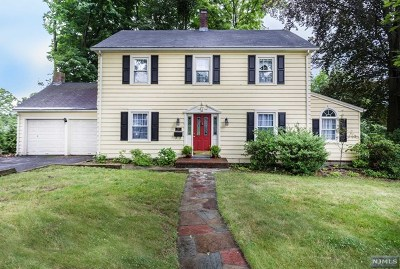 Park Ridge Single Family Home For Sale: 147 Pascack Road