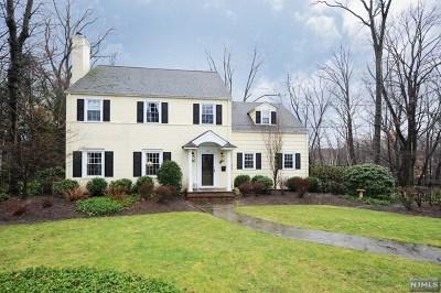 Ridgewood Single Family Home For Sale: 202 Mountain Avenue