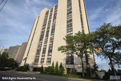 Fort Lee Condo/Townhouse For Sale: 1500 Palisade Avenue #30b