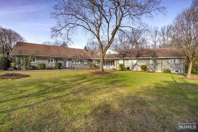 Morris County Single Family Home For Sale: 360 Sunset Road