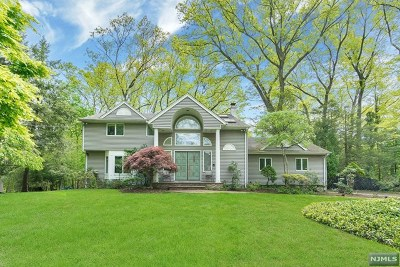 Demarest Single Family Home For Sale: 168 Donnybrook Drive