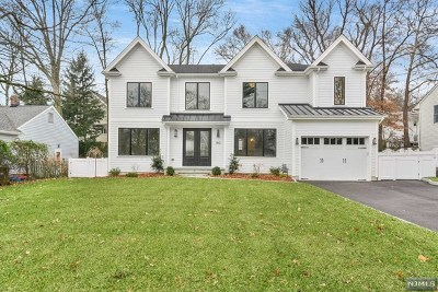 Glen Rock Single Family Home For Sale: 90 Forest Road