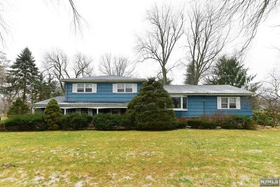 Wyckoff Single Family Home For Sale: 313 Bohny Drive