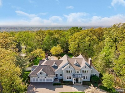 Tenafly Single Family Home For Sale: 100 Devriese Court