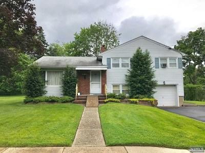 Fair Lawn Single Family Home For Sale: 39-09 Kearns Place