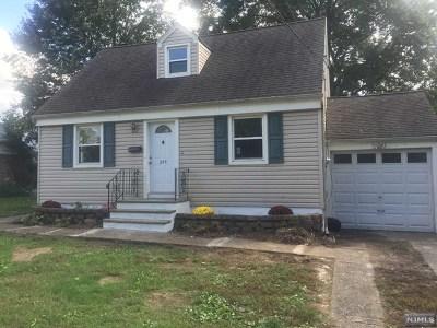 Elmwood Park Single Family Home For Sale: 244 Palsa Avenue