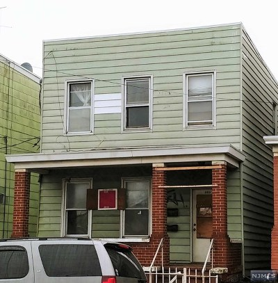 Hudson County Multi Family 2-4 For Sale: 338 Sip Avenue