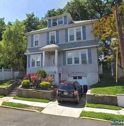 Cliffside Park Multi Family 2-4 For Sale: 749 Florence Place