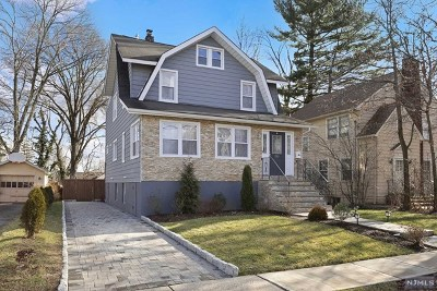 Teaneck Single Family Home For Sale: 323 Morningside Terrace