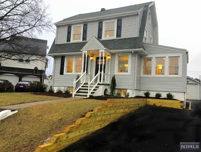 Bergenfield Single Family Home For Sale: 50 East Church Street