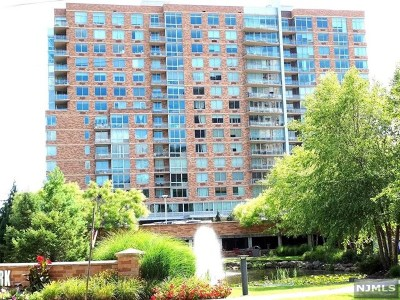Edgewater Condo/Townhouse For Sale: 312 Hudson Park