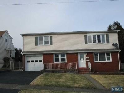 Elmwood Park Multi Family 2-4 For Sale: 151 Lee Street
