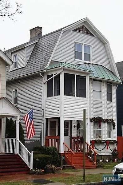 Essex County Multi Family 2-4 For Sale: 37 Midland Avenue